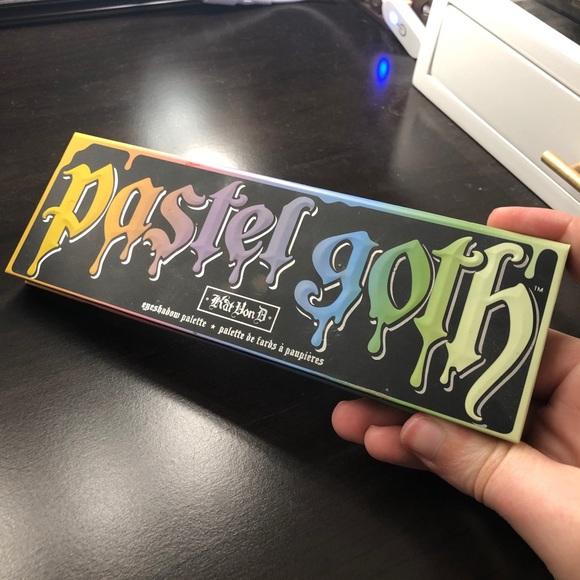 Pastel Goth Eyeshadow Palette by Kat Von D